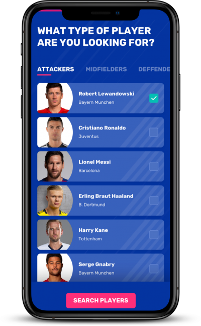 Smart Mock - What Type of Players